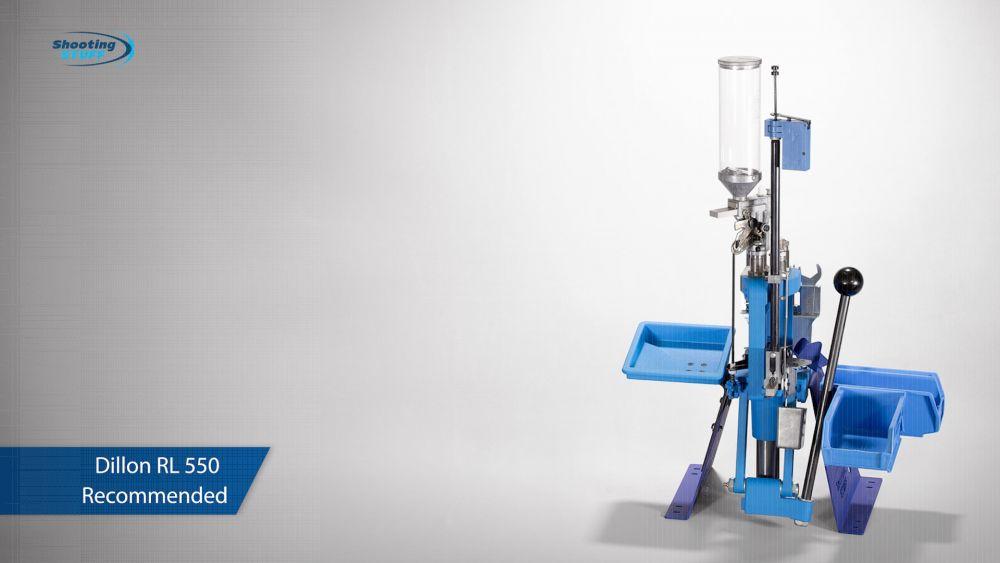 Dillon RL 550 Recommended Setup for 9mm Luger