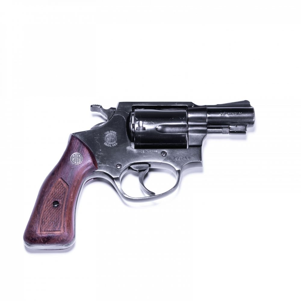 Rossi Manual Revolver - 38 Special (Pre-owned)