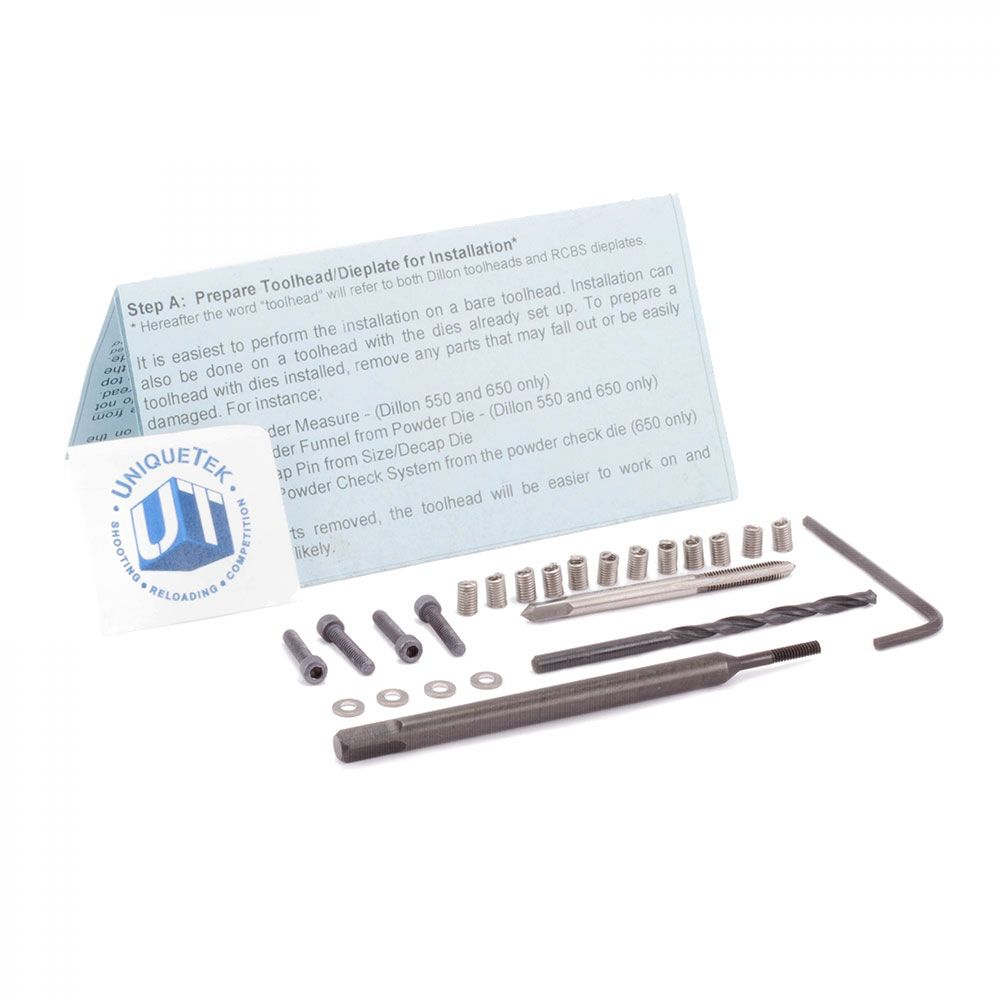 UniqueTek RL550B/XL650 Toolhead Clamp Kit