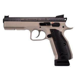 CZ Shadow 2 Competition Pistol – 9mm (Urban Grey)