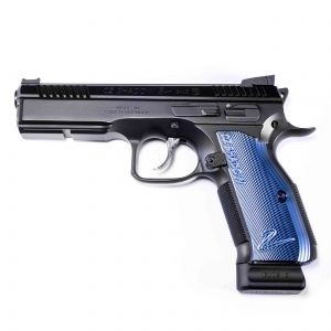 CZ Shadow 2 Competition Pistol – 9mm (Blue Grip)