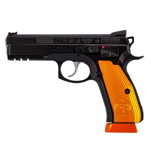 CZ 75 SP-01 Shadow Competition Pistol – 9mm (Orange)
