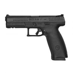 CZ P-10 F Semi-Auto Pistol - 9mm