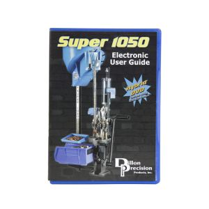 Dillon Super 1050 DVD Instruction Manual