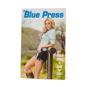 Dillon Blue Press Catalog