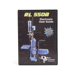 Dillon RL 550B DVD Instruction Manual