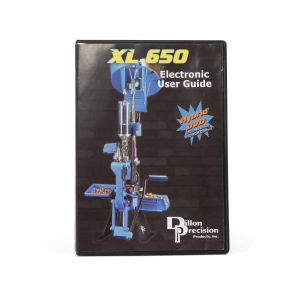 Dillon XL 650 DVD Instruction Manual