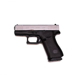 Glock 43X Compact Slimline Semi-Automatic Pistol - 9mm