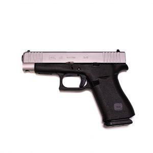 Glock 48 Gen 5 Compact Slimline Pistol - 9mm