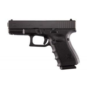 Glock 19 Gen 4 Compact Pistol - 9mm