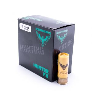 Kuvhima Hunter FX Ammo - 12ga 70mm 34g #3 [25]