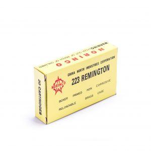 Norinco Ammunition - 223 Rem 55gr FMJ [20]