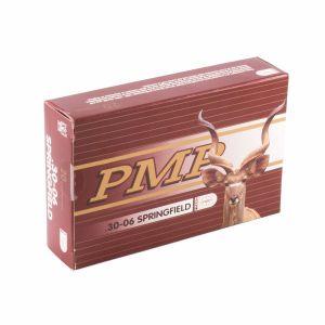 PMP Brown Box Ammo - 30-06 Spr 180gr SP [20]