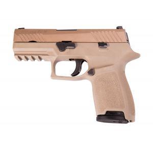 SIG Sauer P320 9x19 Compact Pistol (FDE)