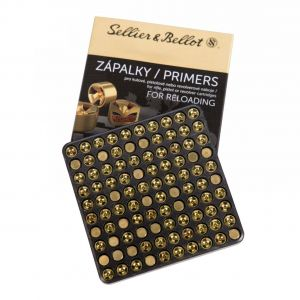 S&B Large Rifle Primers [1000]