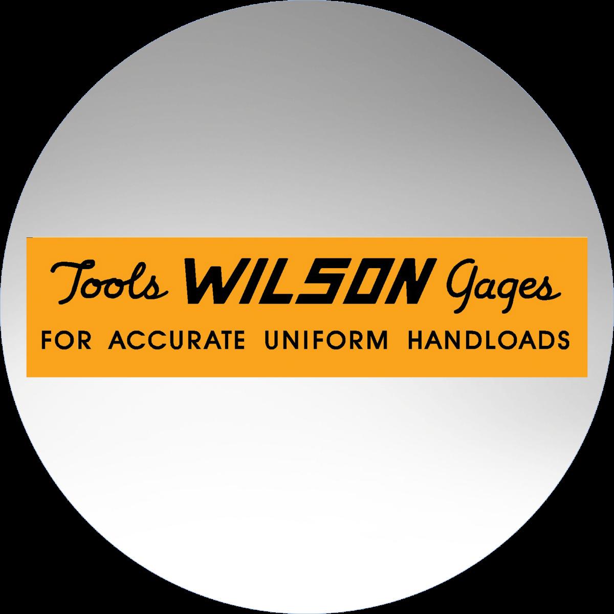 L.E Wilson